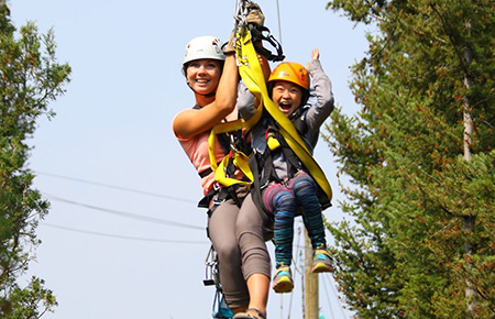 Yellowstone Ranch EcoTour Zipline