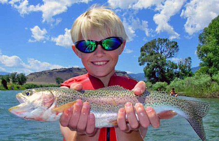 Gallatin River Learn to Fly Fish