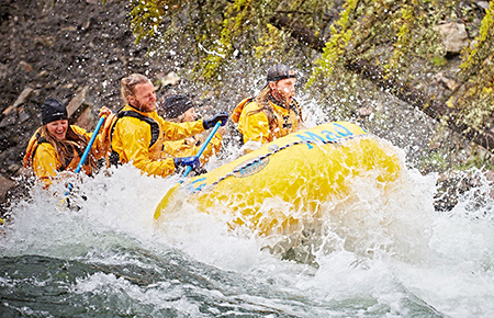 Jackson Hole 8-Mile Whitewater